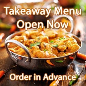 Ali's Balti's curry takeaway menu is Open Now