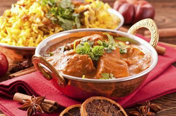 Free 2 Poppadoms, Mint Sauce & Bombay Potato at Alis Balti
