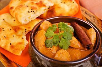 Free 2 Poppadoms, Mint Sauce, Salad, Onion Salad, Onion Bhaji, Bombay Potato & Bottle of Soft Drink at Alis Balti