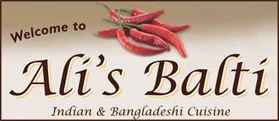 Alis Balti an Indian Takeaway in Corby